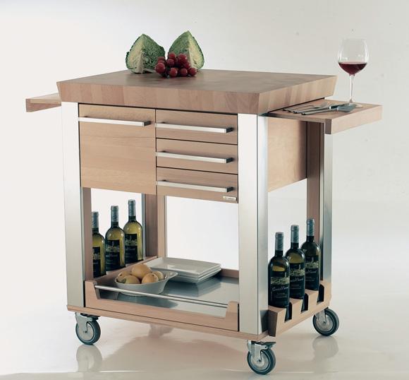 Stunning Carrelli Da Cucina Foppapedretti Contemporary - Ideas ...